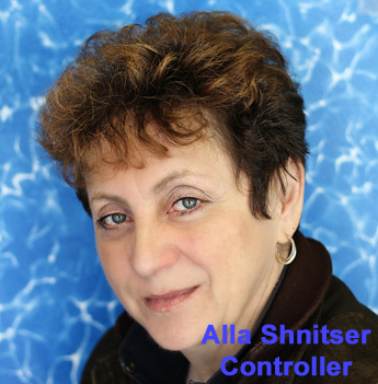 Alla Shnitser employee of Fiorilla Heating Oil